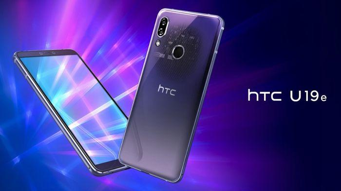 「HTC U19e」