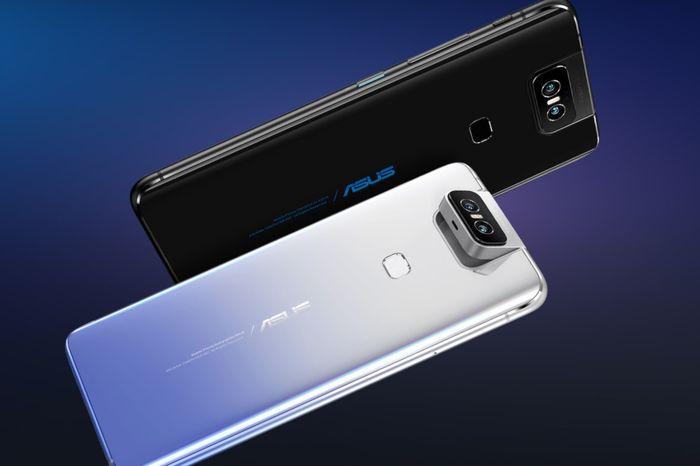 「ZenFone 6」の背面デザイン