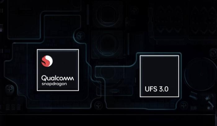Snapdragon 855 PlusとUFS 3.0