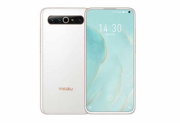 「Meizu 17 Pro」