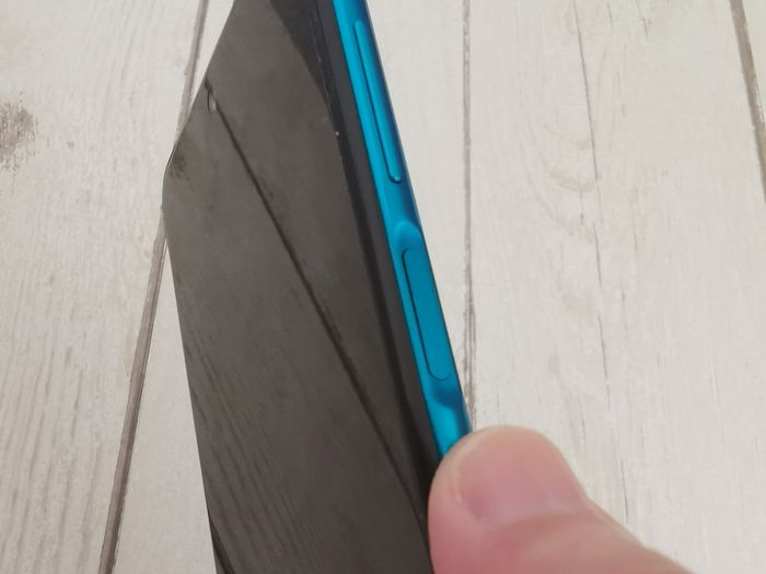 実際に「Redmi Note 9S」で指紋を登録