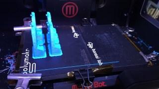 3Dプリンター用シートのBuildTakはReplicator 2Xにもオススメ! (後編)