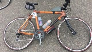 信州聖高原グランフォンドを自作竹フレーム自転車で完走したけど、めっちゃキツかった