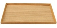 木製 角形トレー-無印良品-やすとものどこいこ