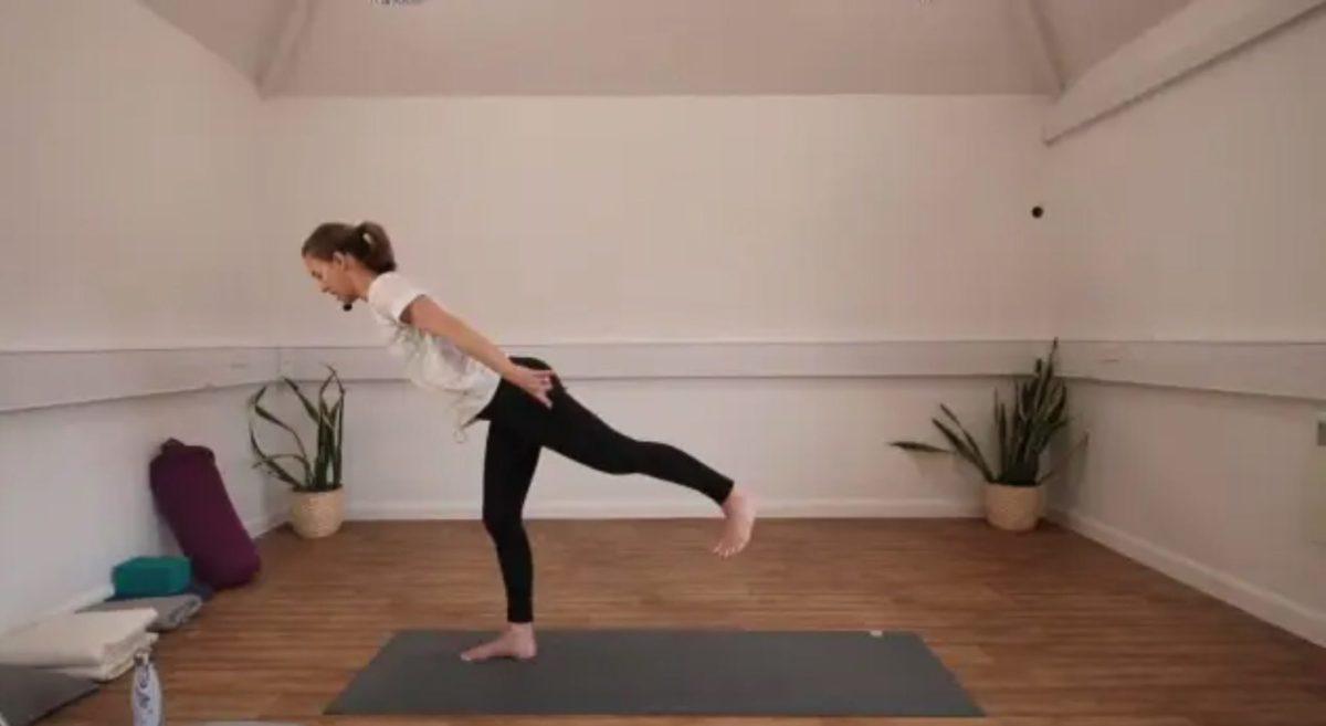 Creating Ease Open Flow Yoga YATB
