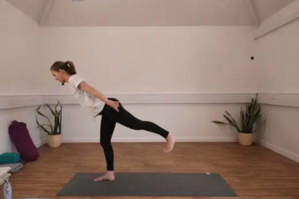 Creating Ease Open Flow Yoga YATB