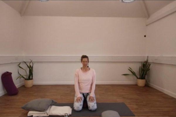 Restorative Pyjama Party - Finding Balance YATB
