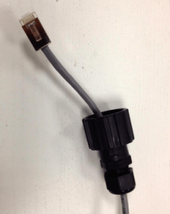 SatSite R5-45 connector