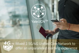 YateUCN LTE roaming
