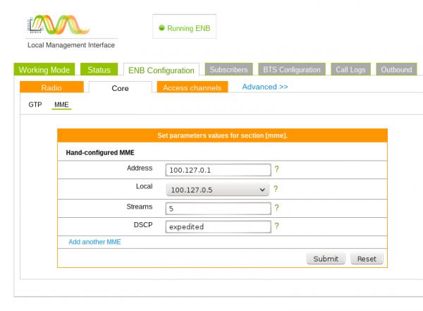 LTE LabKit Configuration 4