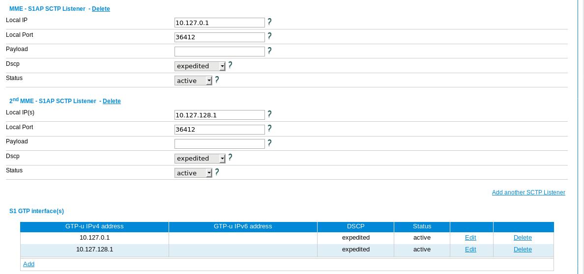 YateMMI interface - mobile management interface - configure YateUCN