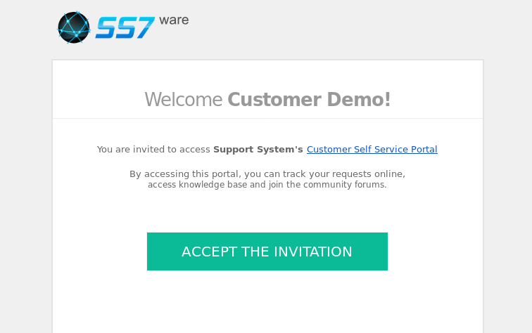 customer self service YateBTS