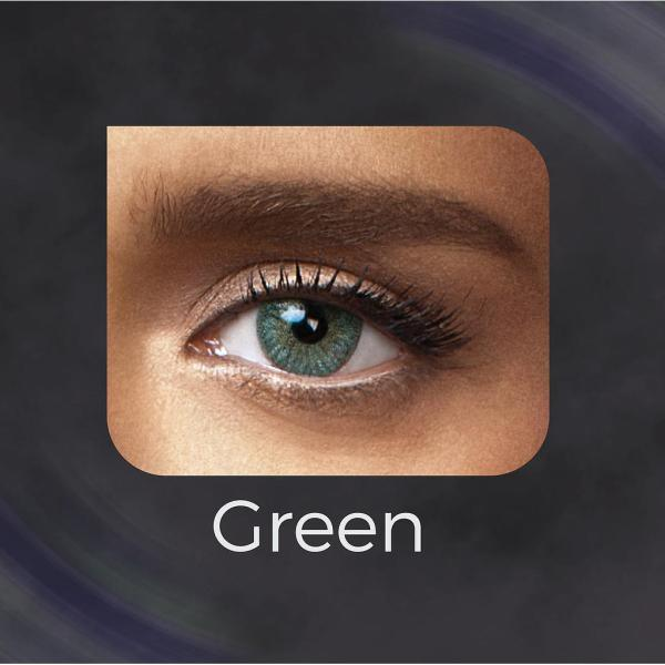 Color Vision Green