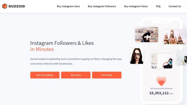 Instagram Followers Instagrammers for photography