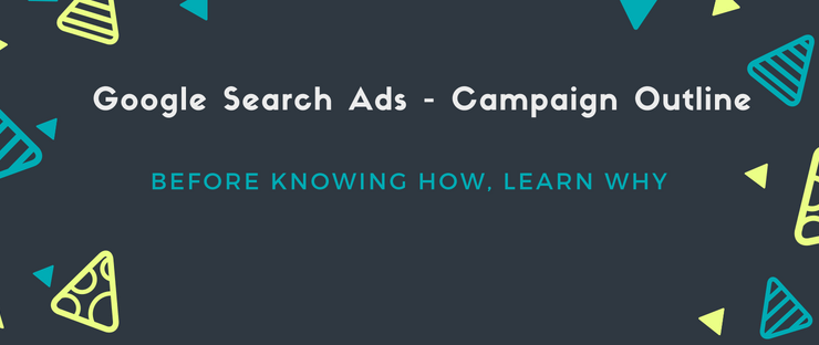 Google Search Ads Campaign creation