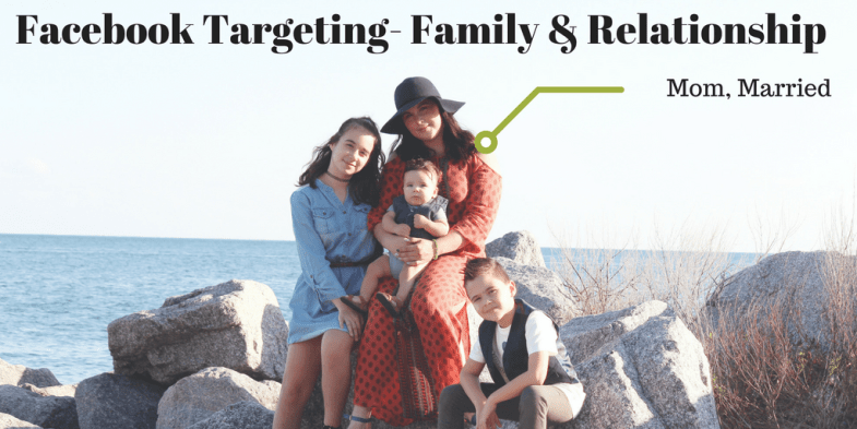 Facebook Targeting- Family & Relationship