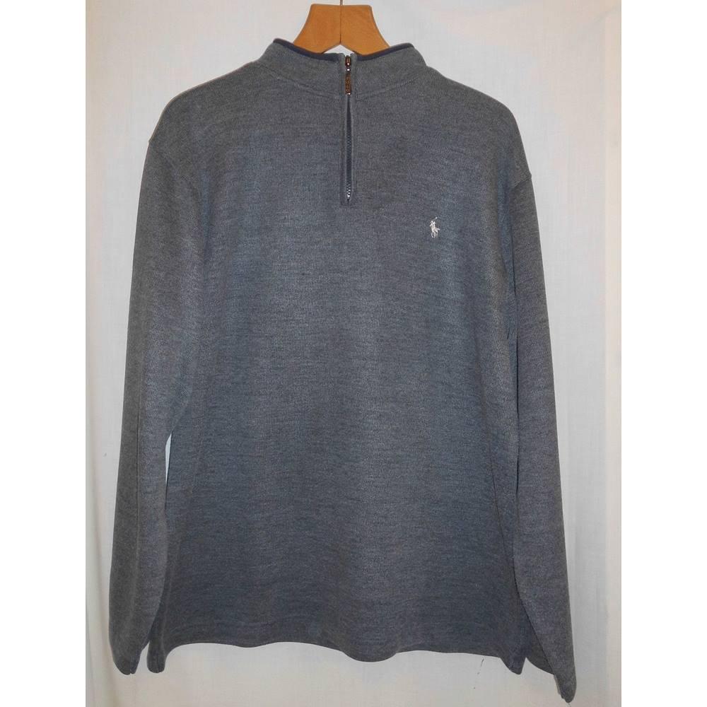 Ralph Lauren - Size: XXL - Grey | Oxfam GB | Oxfam's Online Shop