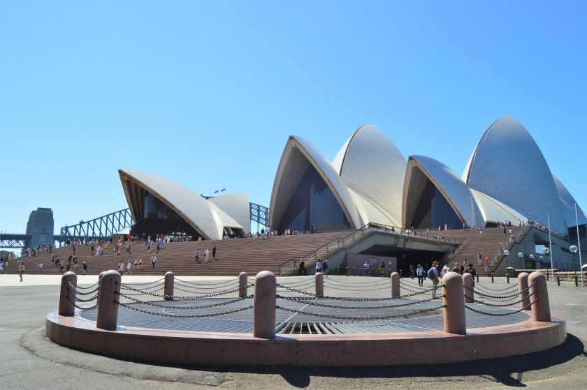 Sydney Opera House - Front View