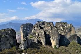 Towering Rocks of Meteora