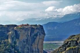 Rocks and monasteries of Meteora
