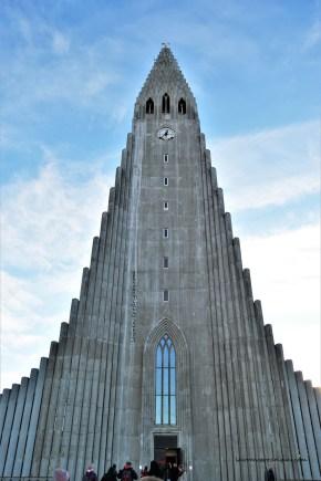 Hallgrímskirkja - Lutheran Parish Church in Reykjavik, Iceland