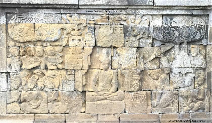 Gandavyūha Story - Maitreya revealing Realms of Dharma to Sudhana