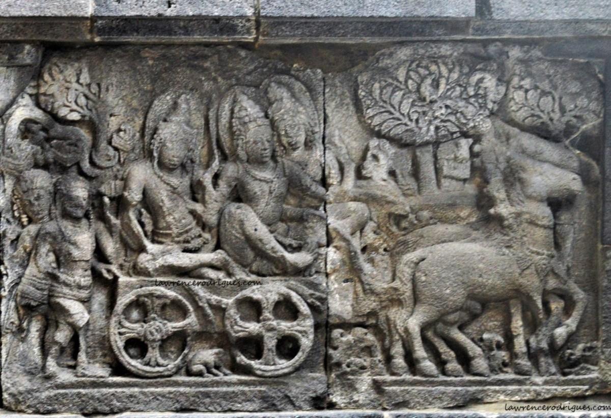 Prambanan Bas-Reliefs