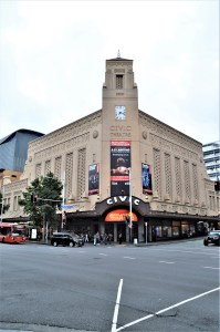 Civic Theatre in Auckland Central Business District