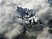 Peruvian Andes - An aerial view