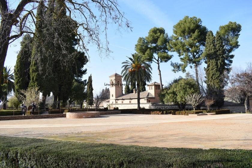 Parador de San Francisco - A Former Nasrid Palace and Franciscan Monastery in the Alhambra, Granada, Spain
