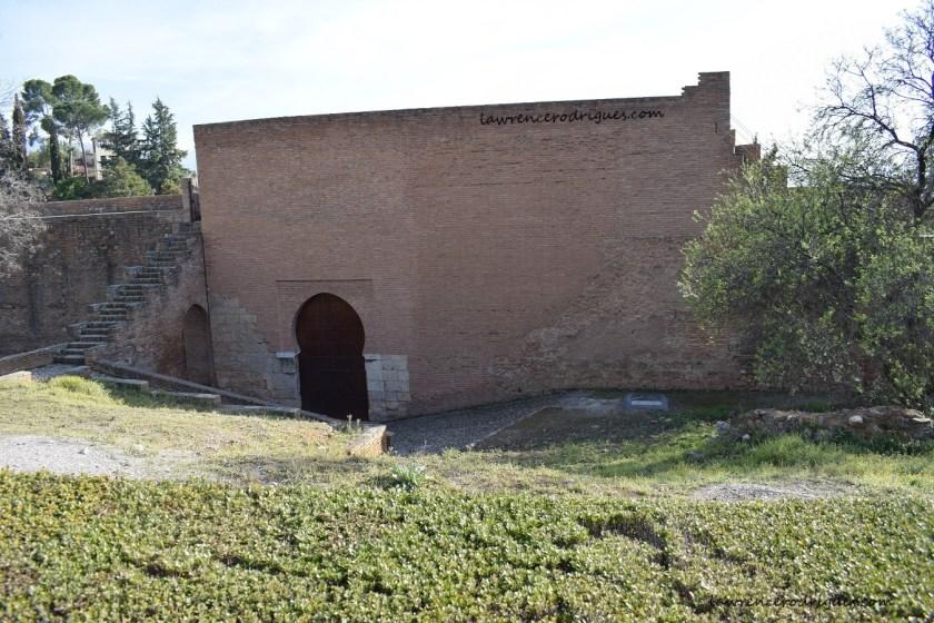 Puerta de los Siete Suelos - Door of the Seven Floors Tower -