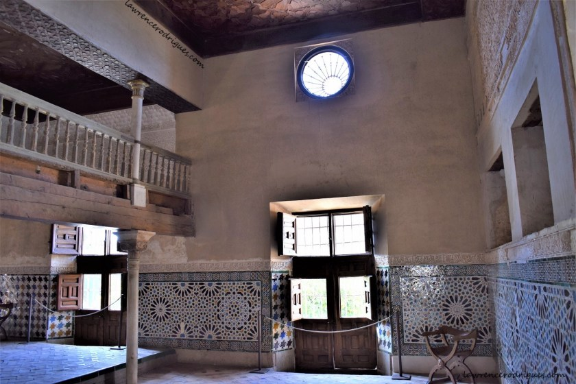 Maxuar Hall in Nasrid Palaces