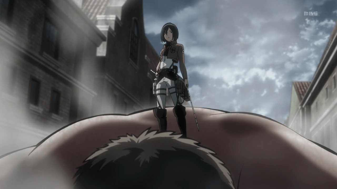 Aot Quotes Wallpaper Animentalhealth Character Study Mikasa Ackerman 187 Yatta