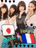 Ayaka, Nao, Natsumi & moi :).