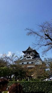 Le chateau d'Inuyama
