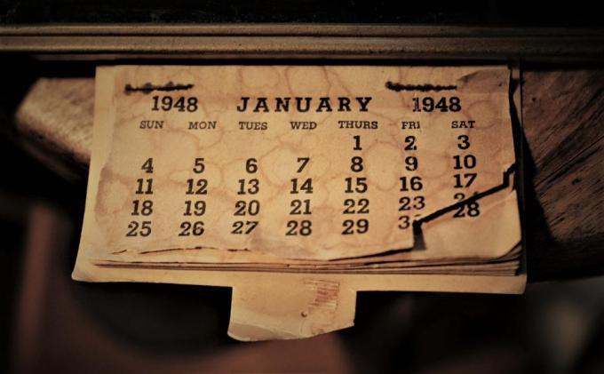 新暦・旧暦の説明と「和風月名」の一覧表