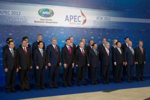 APEC 加盟国一覧