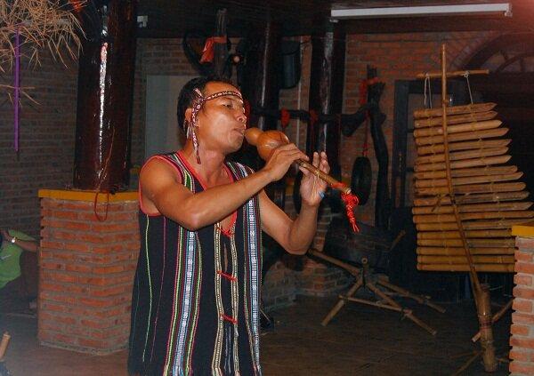 вьетнамская флейта