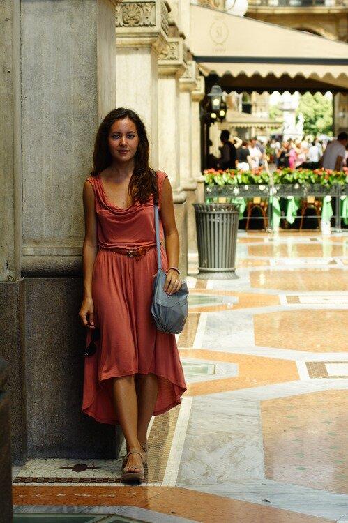 Красотки в Милане - продолжение