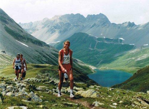 Марафон SwissAlpine в Швейцарских Альпах