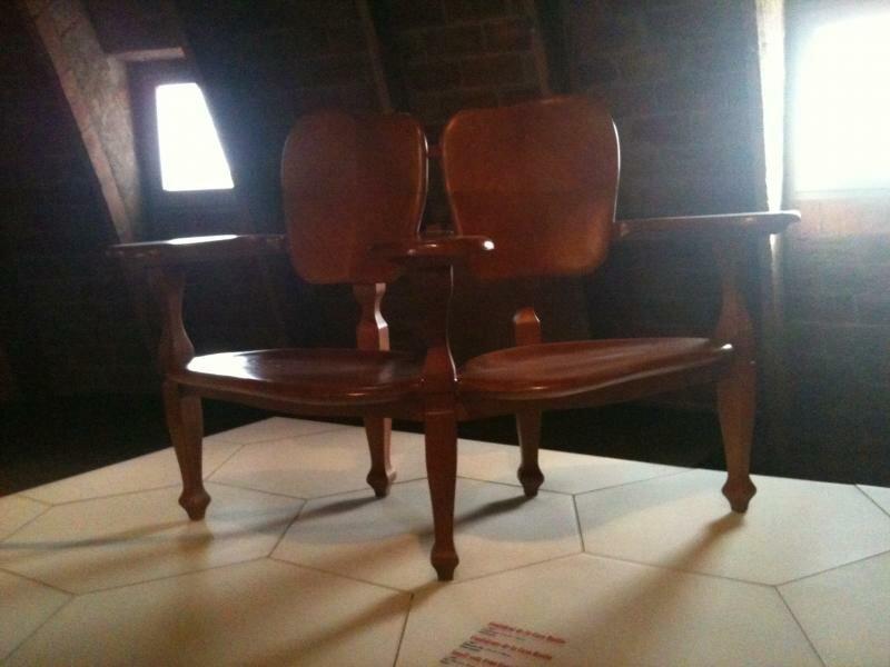 Мебель в доме Мила