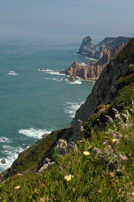 Вид с Cabo de Roca
