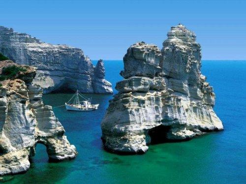 Милос, Греческие острова