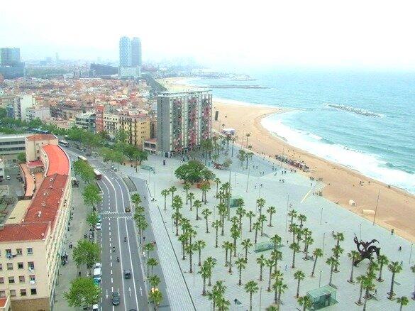 Район Барселоннеты