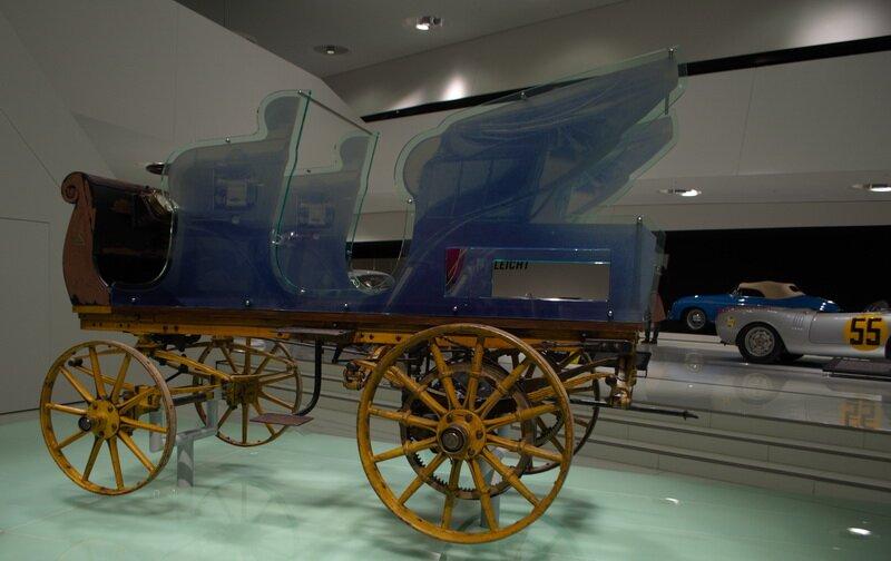 Электромобиль начала ХХ века, Фердинанд Порше