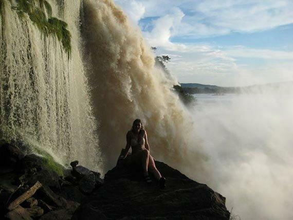 Венесуэла. Национальный парк Канайма.