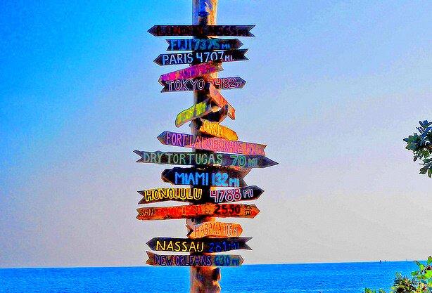 Особенности работы туристических компаний