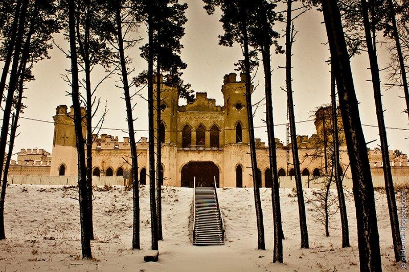 Замок алхимика