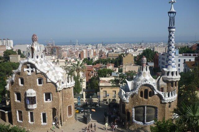 Барселонские пряничности