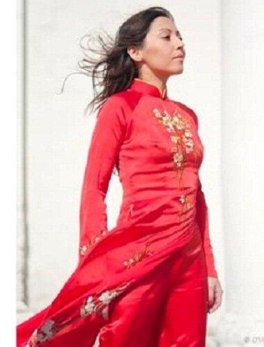 платье аозай